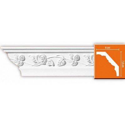 карниз с орнаментом decomaster 95614