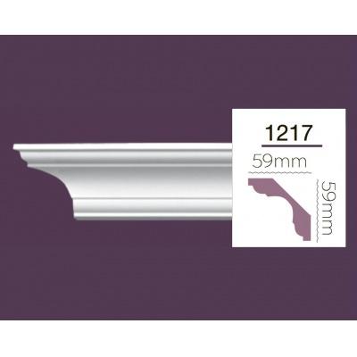 Карниз гладкий Home Decor 1217F Flex/Гибкий