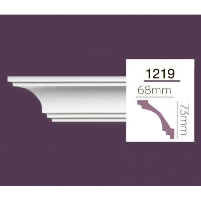 Карниз гладкий Home Decor 1219F Flex/Гибкий