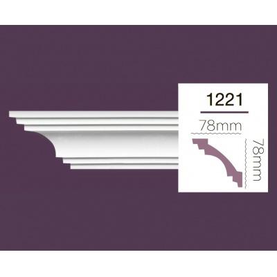 Карниз гладкий Home Decor 1221F Flex/Гибкий