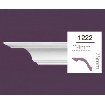 Карниз гладкий Home Decor 1222F Flex/Гибкий