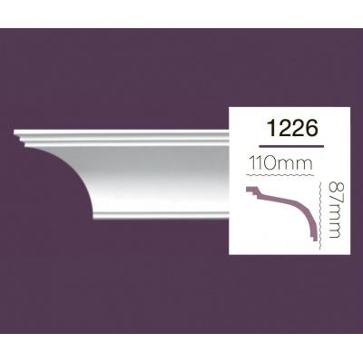 Карниз гладкий Home Decor 1226F Flex/Гибкий