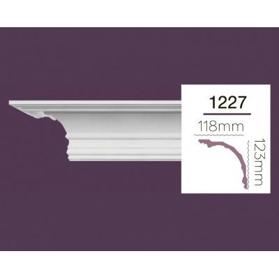 Карниз гладкий Home Decor 1227F Flex/Гибкий
