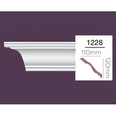 Карниз гладкий Home Decor 1228F Flex/Гибкий