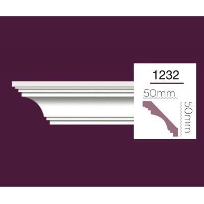 Карниз гладкий Home Decor 1232