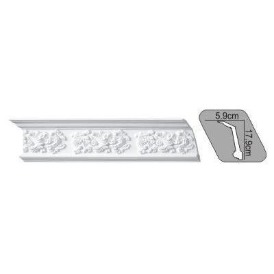 карниз с орнаментом harmony k150