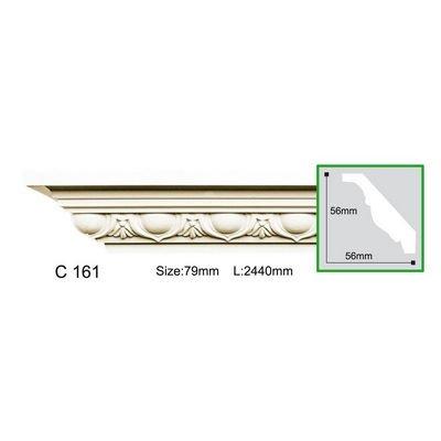 карниз с орнаментом gaudi decor c161
