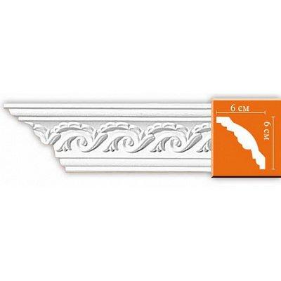 карниз с орнаментом decomaster 95610