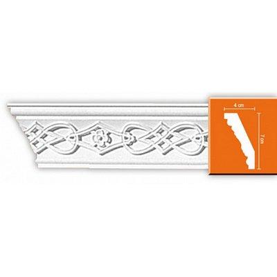 карниз с орнаментом decomaster 95619