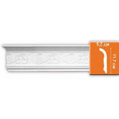 карниз с орнаментом decomaster 95343