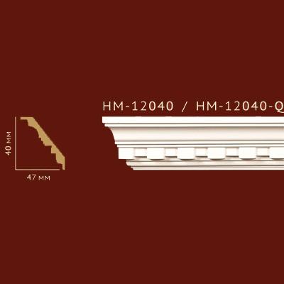 карниз с орнаментом classic home new hm-12040