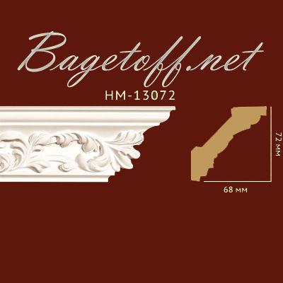 карниз с орнаментом classic home new hm-13072