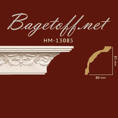 карниз с орнаментом classic home new hm-13085