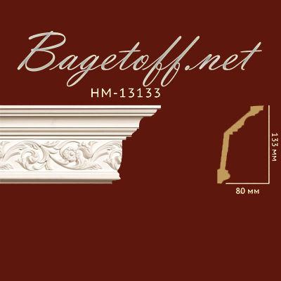 карниз с орнаментом classic home new hm-13133
