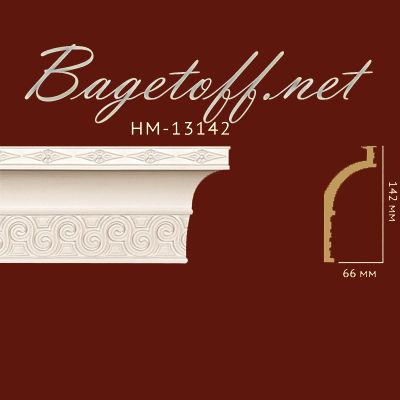карниз с орнаментом classic home new hm-13142