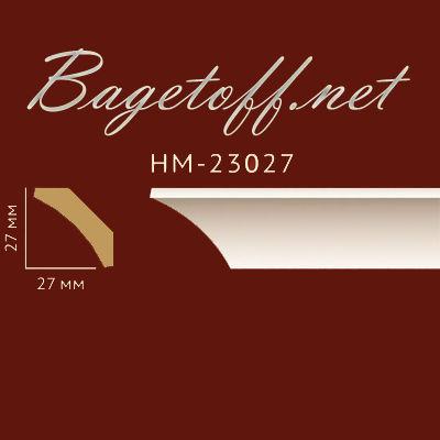 карниз гладкий classic home new hm-23027