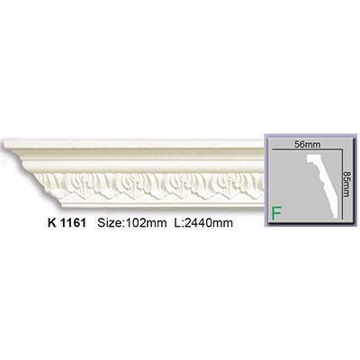 карниз с орнаментом harmony k1161