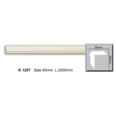 карниз гладкий harmony k1207 flex/гибкий