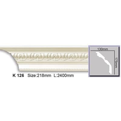 карниз с орнаментом harmony k126