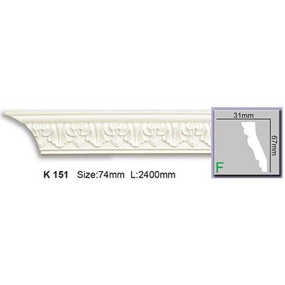 карниз с орнаментом harmony k151