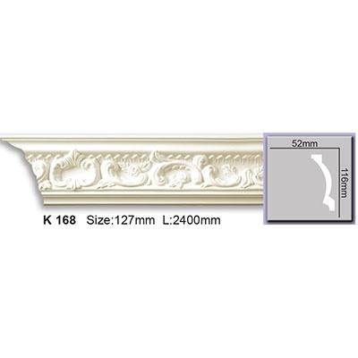 карниз с орнаментом harmony k168