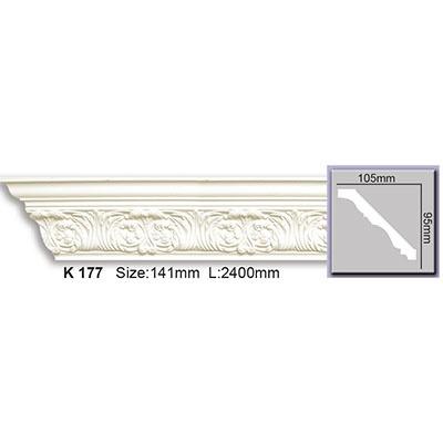 карниз с орнаментом harmony k177