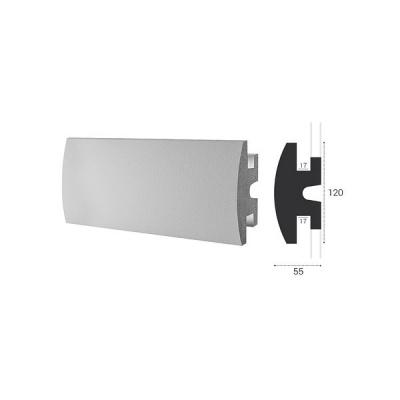карниз для скрытого освещения tesori kd 306