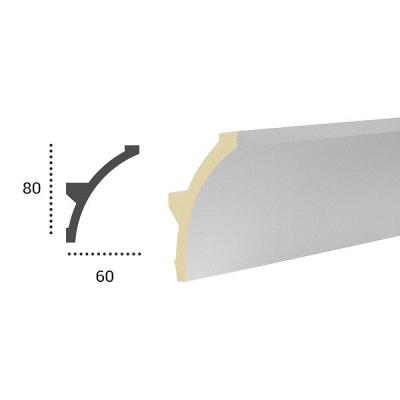 карниз для скрытого освещения tesori kf 702 flex/гибкий