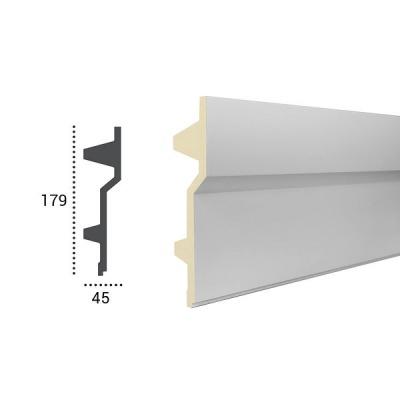 карниз для скрытого освещения tesori kf 707