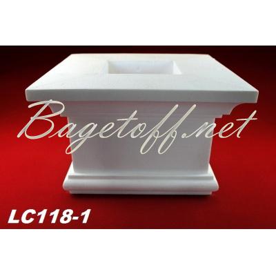 капитель prestige decor  lc 118-1