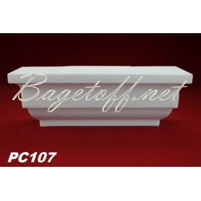 капитель prestige decor pc 107