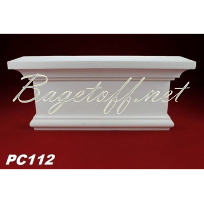 капитель prestige decor pc 112