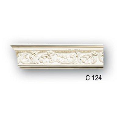 карниз с орнаментом gaudi decor c124