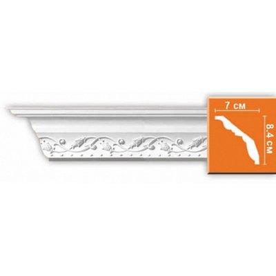 карниз с орнаментом decomaster 95621