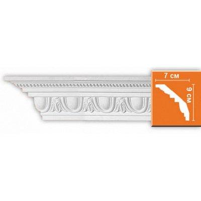 карниз с орнаментом decomaster 95769