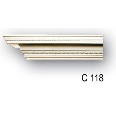 карниз с орнаментом gaudi decor c118