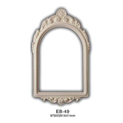 рама для зеркала classic home eb-49