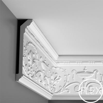 карниз с орнаментом orac decor c308 flex/гибкий