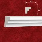 Карниз гипсовый гладкий КЛ0300201