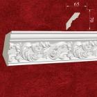 Карниз гипсовый с орнаментом КР0700651
