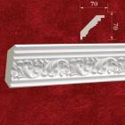 Карниз гипсовый с орнаментом КР0700701