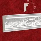 Карниз гипсовый с орнаментом КР1160501