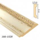 Плинтус Арт-Багет 166-1028