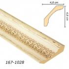 Карниз Арт-Багет 167-1028