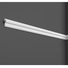 Молдинг гладкий гибкий Grand Decor HCR502 Flex