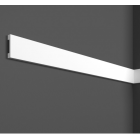 Молдинг гладкий гибкий Grand Decor HCR504 Flex