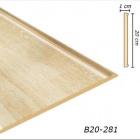 Панель Арт-Багет B20-281