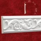 Молдинг гипсовый с орнаментом МР12501